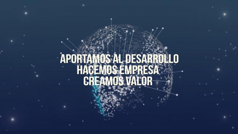 Video institucional de Quiñenco